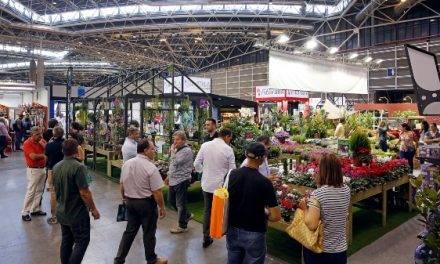 Arranca Iberflora, el evento referente entre las ferias de jardinería