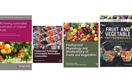 Libro sobre el cultivo sostenible de cítricos y frutas tropicales