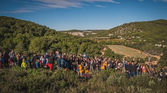 Oneak moviliza 25 mil personas para la reforestación de Madrid