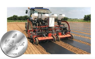 Modula Jet, una nueva tecnología de siembra que evita el desarrollo de malezas