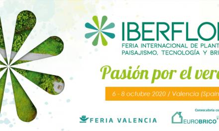 Iberflora inicia la campaña de invitados extranjeros para su edición 2020