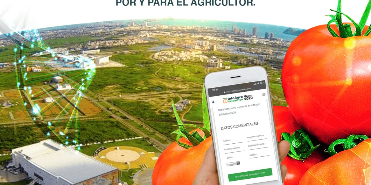 Infoagro Exhibition México pospuesta del 1 al 3 de julio