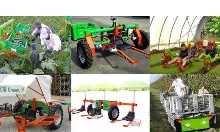Ecogreen Italia: Máquinas eléctricas para la agricultura