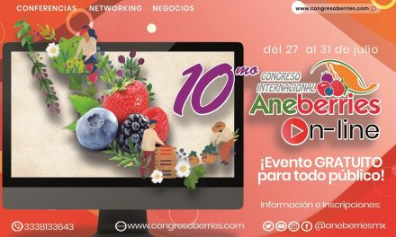 "El X Congreso Internacional de Aneberries ""On Line"""