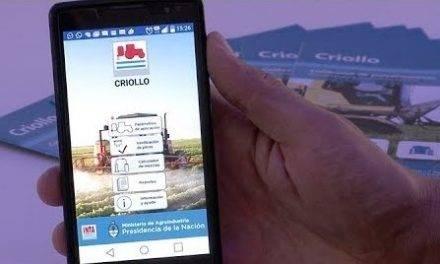 Crean una aplicación móvil para el uso de pulverizadoras terrestres