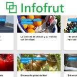 La Revista Informe Frutihortícola de Argentina ha creado su portal web, se llama InfoFrut