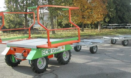 Las características de Coyote, la nueva máquina eléctrica de Ecogreen