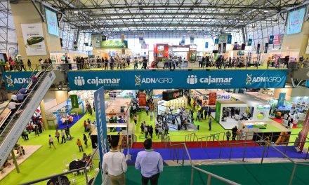 La IV feria Infoagro Exhibition en 2021