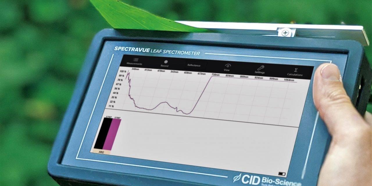 CID Bio-Science presenta la nueva herramienta para medir el estrés en plantas