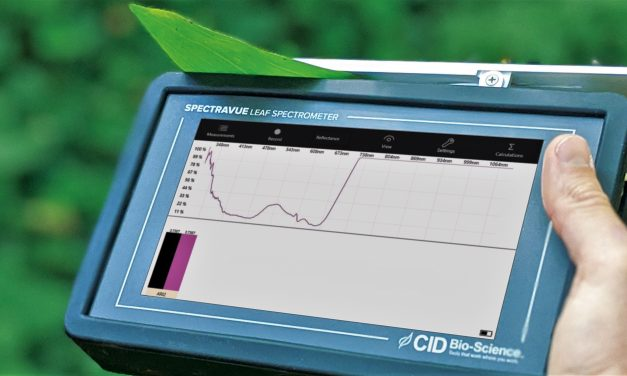 CID Bio-Science presents the new tool for measuring stress in plants