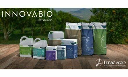 Agricultura ecológica: Timac Agro presenta Innovabio, la primera gama completa de productos biológicos
