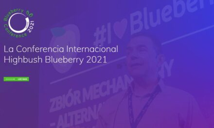 La International Highbush Blueberry Conference 2021 es ON-LINEe