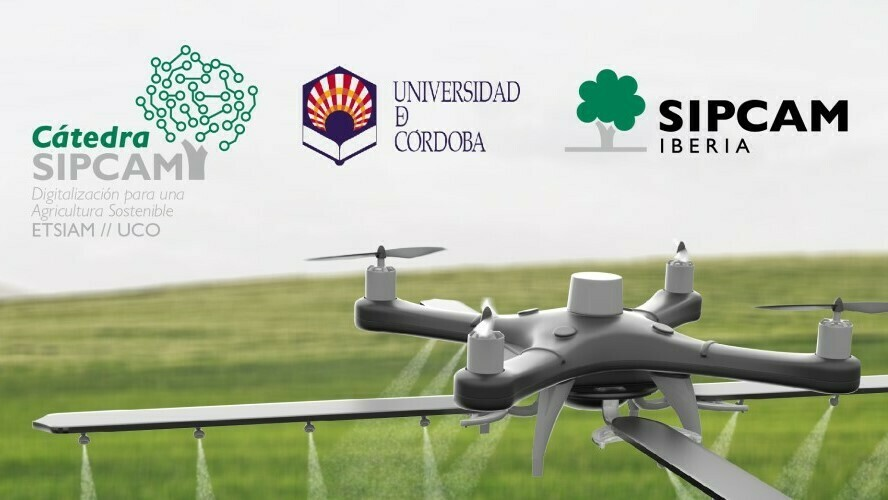 Inaugurada la Cátedra SIPCAM: Transformación digital para la agricultura sostenible