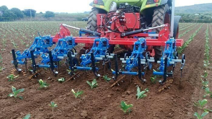 Malas hierbas en cultivos: realiza un efectivo control mecánico con Remolite