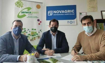 Alianza estratégica entre Seneca Green Agro y Novagric para una agricultura de alto rendimiento