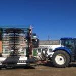 Cítricos: nueva alternativa de recolección mecanizada