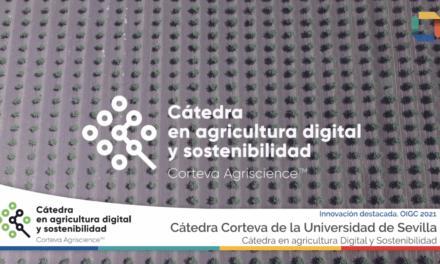 La Cátedra Corteva es seleccionada entre los 20 proyectos más innovadores de 2020