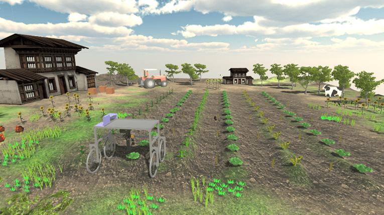 Agricultura más sostenible gracias a un sistema robótico de fertilización