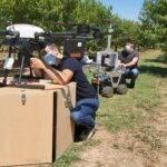 Novedoso sistema de teledetección en cultivos
