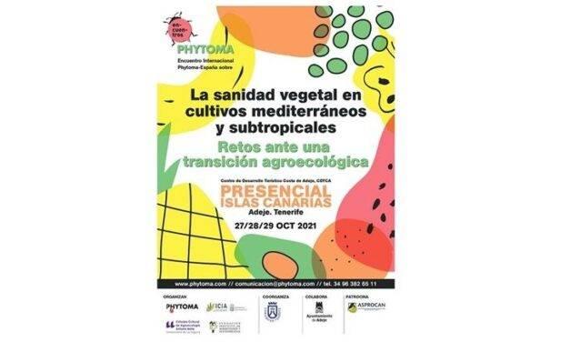Encuentro Internacional «La sanidad vegetal en cultivos mediterráneos y subtropicales»