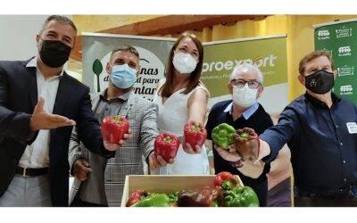 Los productores de pimiento abrieron sus puertas a la hostelería murciana de la mano de Semillas Fitó