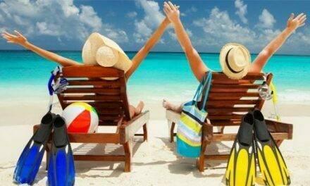 Llegó el momento de relajarnos y disfrutar del verano