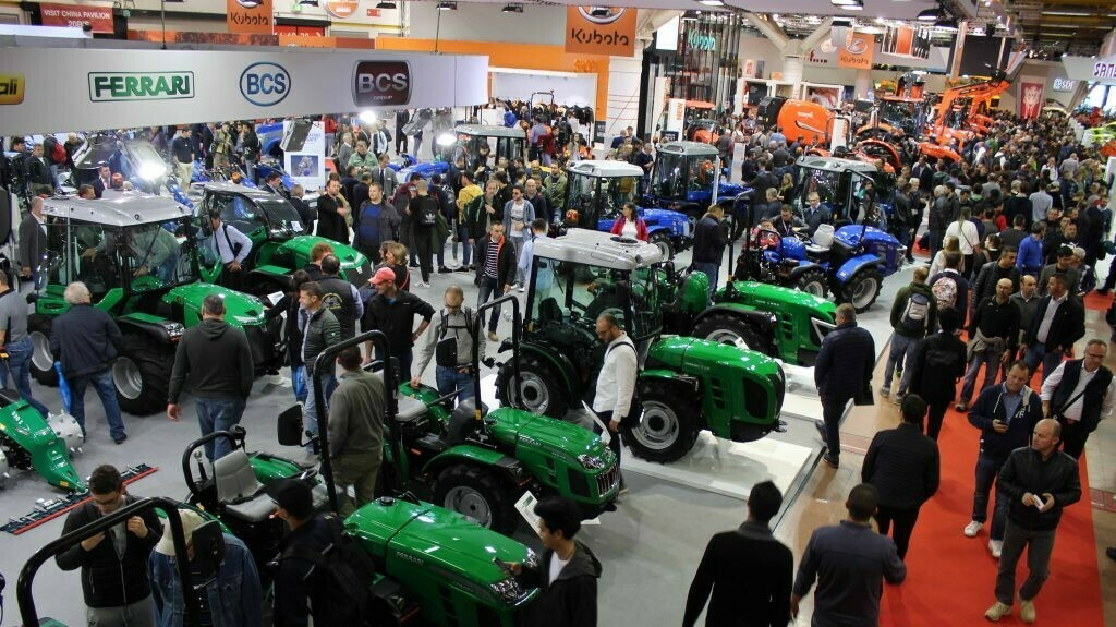 EIMA 2021: un hito para la maquinaria agrícola