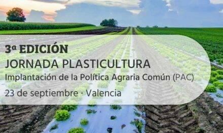3º edición Jornada de Plasticultura organizada por AIMPLAS