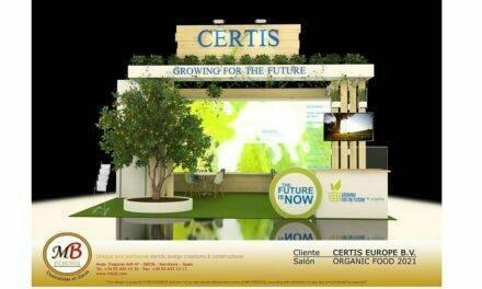 CERTIS presenta su proyecto Growing For The Future en Organic Food Iberia 2021