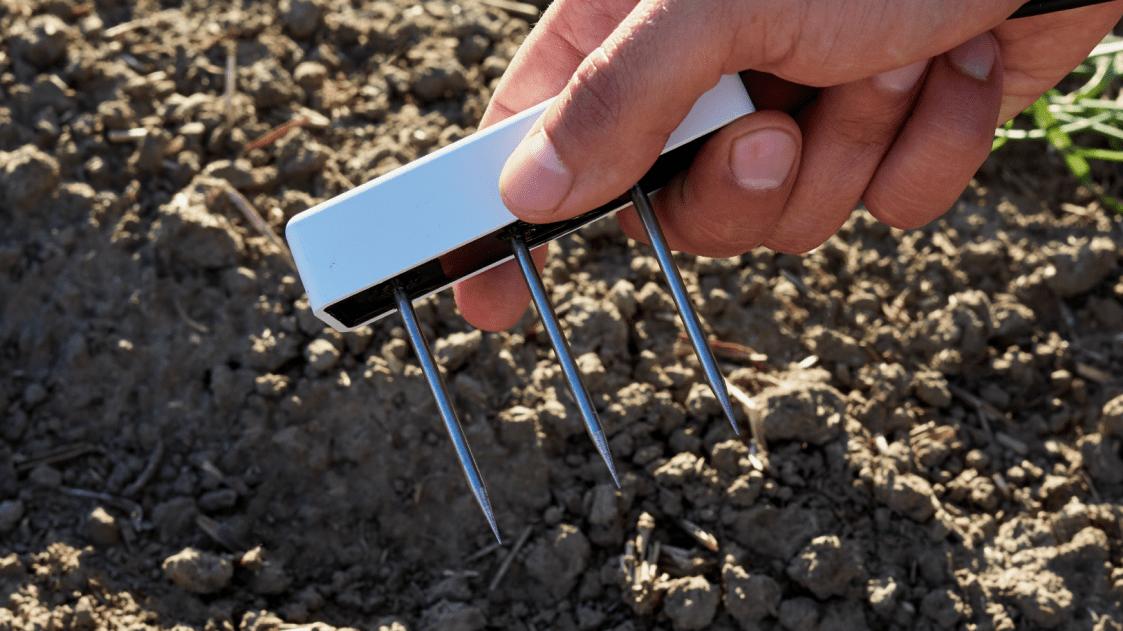 Redes de sensores inalámbricos de clima, suelo y planta