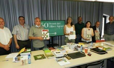 La Feria Agraria de Sant Miquel premia la labor divulgativa de Phytoma