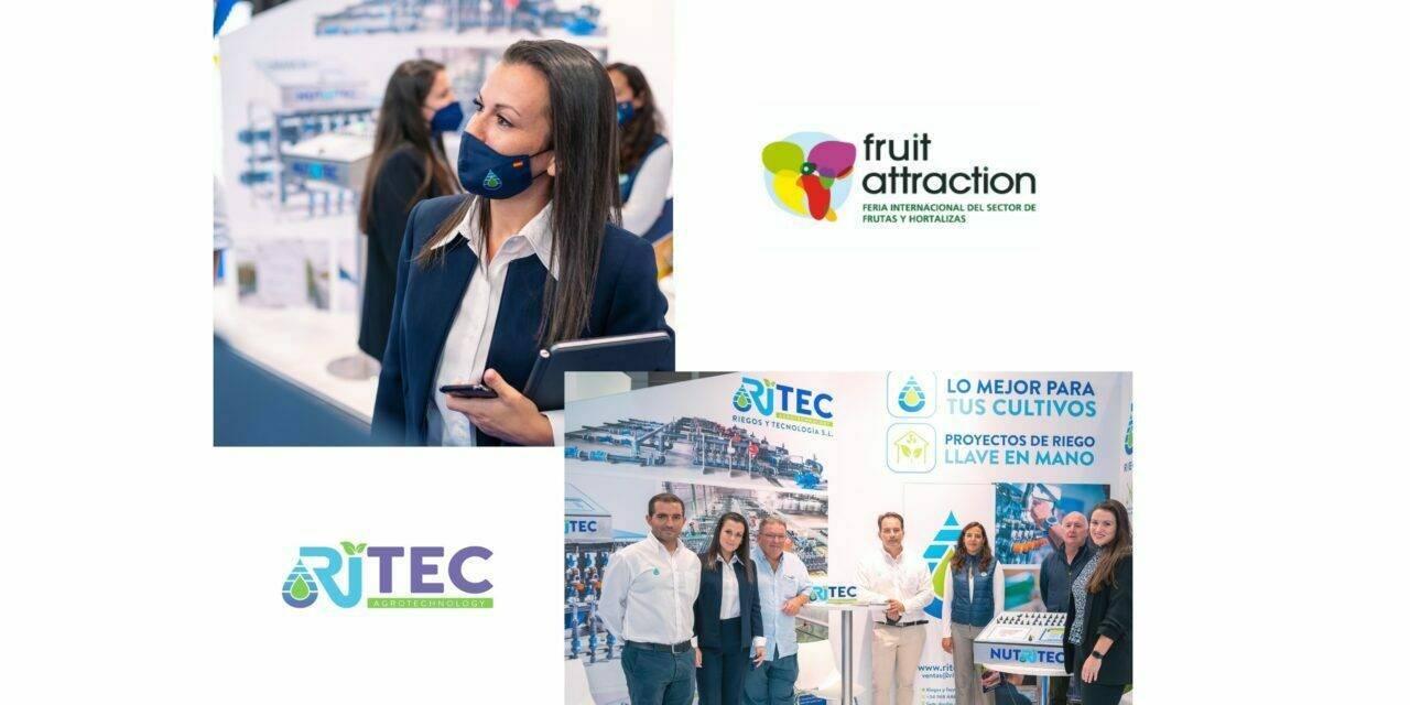 Ritec, una vez más, presentes en Fruit Attraction 2021