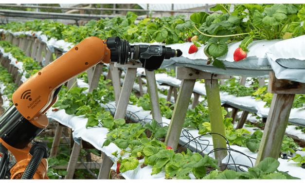 La robótica móvil en la agricultura