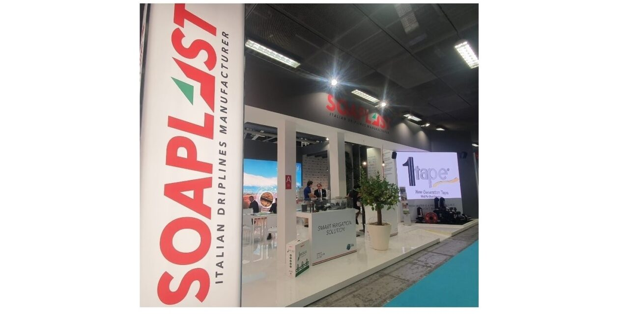 Soaplast presente en EIMA International 2021
